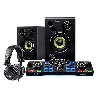 Hercules DJStarter Kit: The complete kit to start DJing with Serato DJ Lite.