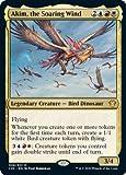 Magic: The Gathering - Akim The Soaring Wind - Foil - Commander 2020