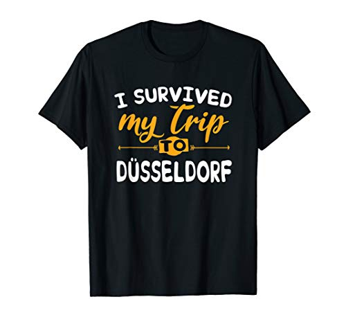 I survived my trip to Düsseldorf I JGA I Party I Urlaub