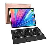 ELLENS Kit Tablet con Tastiera Esclusiva, Android 8.1, 3 GB di RAM 32 GB Rom 128 GB di Estensione, WiFi + GPS + FM + Bluetooth 4.1