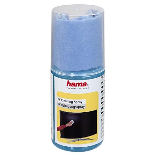 Hama 00095878 LCD/TFT/Plasma Paño seco y espray para limpie