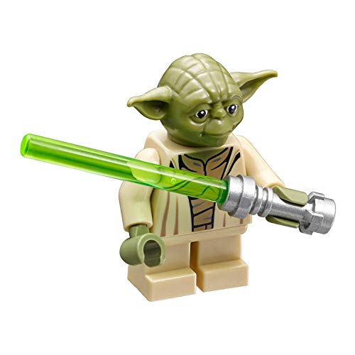 LEGO Yoda Star Wars minifigure - Yoda Chronicles Clone Wars 75017 by LEGO