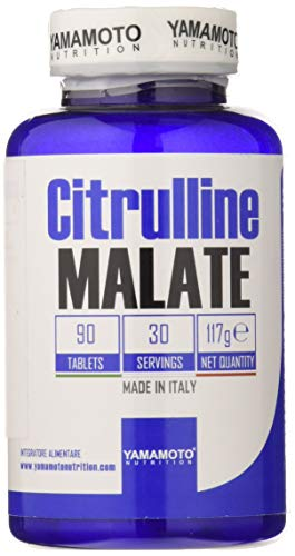 Yamamoto Nutrition Citrulline Malate, 90 Tablets, 145 g