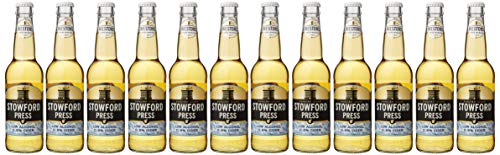 Westons Stowford Press Low Alcohol Cider, 12 x 330 ml
