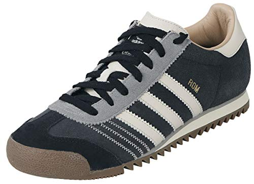 adidas Rom Scarpa Carbon/Brown