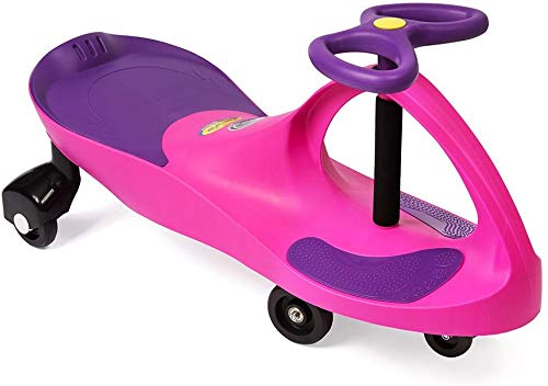 The Original PlasmaCar Fully Assembled Unit - Pink