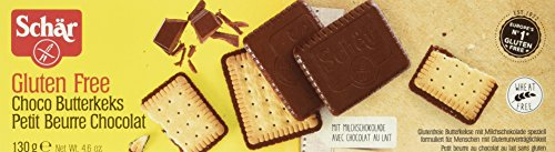 Schär Choco Butterkeks glutenfrei 130g, 6er Pack