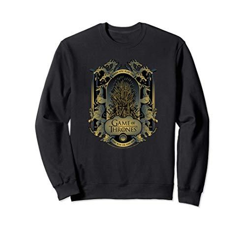 Game of Thrones Throne and Sigils Sweatshirt