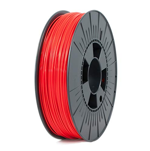 ICE Filaments ICEFIL1ABS027 ABS filamento, 1.75mm, 0.75 kg, Romantic Red