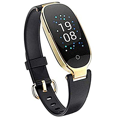 Fitness Tracker For Women? Activity Fitness Watches For Women Waterproof Smartwatch For Women?with Step Counter, Call & SMS Remind Support iOS Android S3