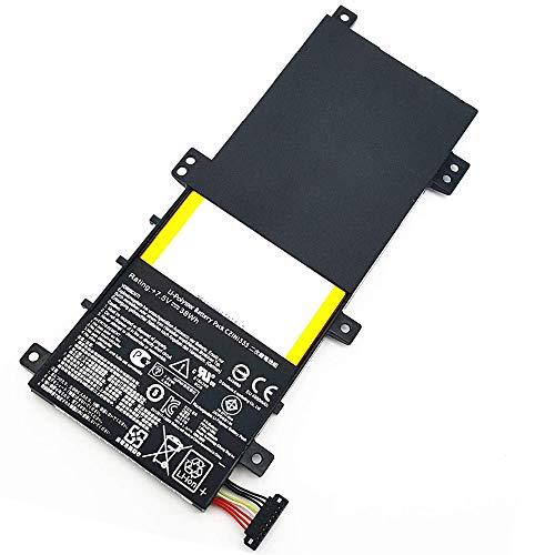 XITAIAN 7.6V 38Wh 5000mAh C21N1333 Replacement Battery For Asus Transformer Book Flip R554 R554L R554LA TP550 TP550L TP550LA TP550LD TP550LJ -Black