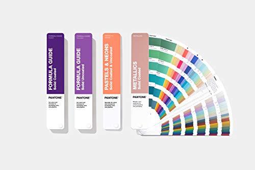 PANTONE GP1605A Solid Guide Set Farbführer, Mehrfarben