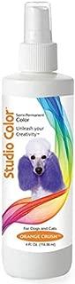 Davis Color-Hair DM3111 04 69 Pet Studio Dye, 4 oz, Orange Crush