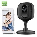 Zencam 1080p WiFi Camera, Indoor Security Wireless IP Camera, Two-Way Talk, Night Vision
