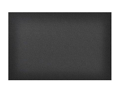 バッグの底板 30×20cm 黒 厚み1mm 手芸 カバン 板 かばん (1枚販売)
