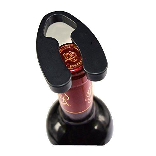 Mayshion ワイン栓抜き用 ブラック [8899]