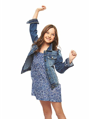 LOSAN Giacchetto Jeans Girls Jeans, 14 Anni MainApps