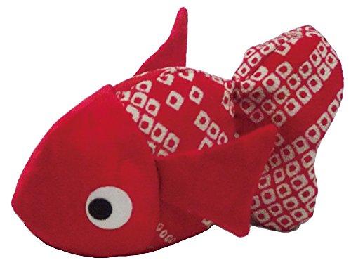 地球屋 つるし飾りキット 金魚 TKY02
