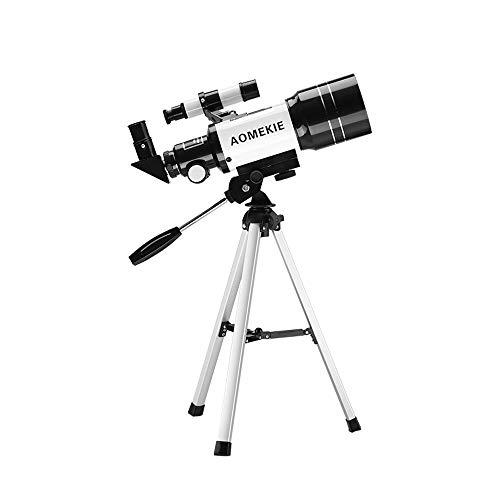 YONGMEI 3000M telescoop met statief zoeker ster ruimte maan telescoop monoculair