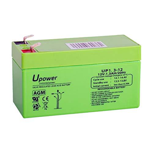 Bateria Plomo AGM 1.3Ah 12V