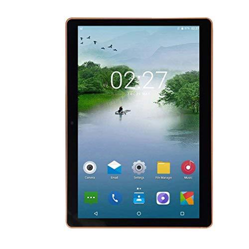 KoelrMsd Pantalla IPS de 11 Pulgadas Android 8.0 Tablet PC de Diez núcleos 1 + 8G Ranuras Llamada telefónica 3G con GPS FM Tableta de Pantalla Grande