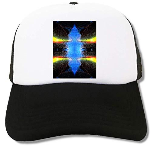 Shapeshifter Trippy LSD Shrooms Goa Art Trucker Cap Baseball Hat