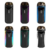 E Cigarettes Kanger GEM Pod Starter Kit with 500mAh Battery and 2ml refillable pod no Nicotine no Liquid (Silver)