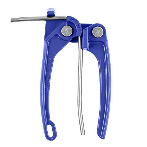 4LIFETIMELINES Tubing Bender Tool 3/16 and 1/4 Brake, Fuel Line Handheld