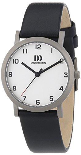 Danish Design Damen-Armbanduhr XS Analog Quarz Leder 3326600