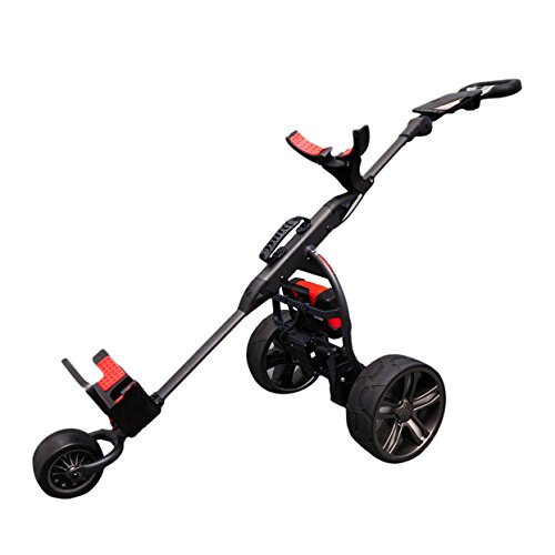 Score Industries Golftrolley Elektrotrolley MOCAD 3.5 DHA, Schwarz, 35052