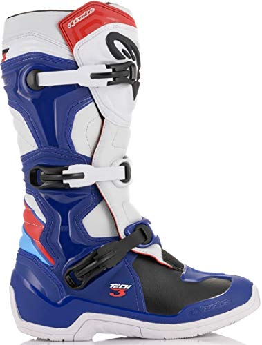 Enduro / Cross Stiefel Alpinestars Tech 3 2018, BLACK, 14=49 - 6