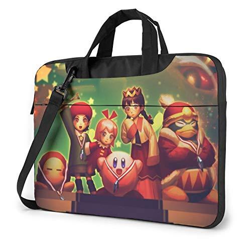 COCOCHILLA Nin_Ten-do Kir_by Laptop Sleeve Bag Carry Case,Laptop Bag Briefcase, Laptop Handbag,Laptop MacBook and Tablet Shoulder Bag Carrying Case