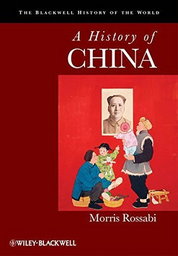 A History of China by Morris Rossabi (2013-09-23)
