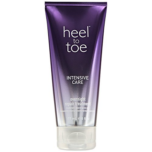 Overnight Foot Repair by Heel to Toe