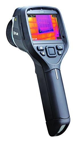 FLIR Kompakte Wärmebildkamera mit 320 x 240 Infrarotauflösung und MSX, 1 Stück, E60bx