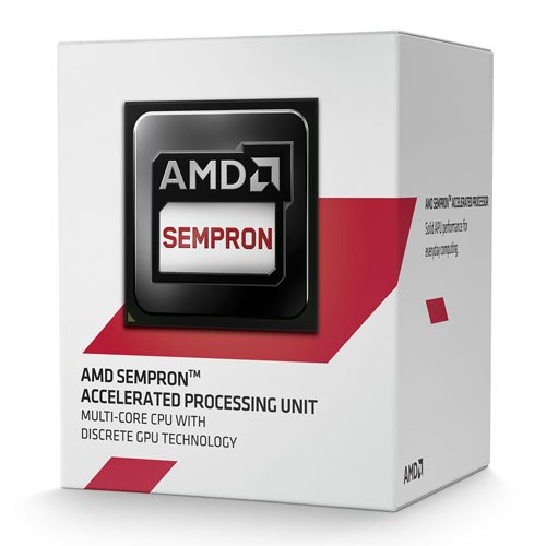 AMD Sempron 2650 - Procesador (AMD Sempron, 1,45 GHz, Socket AM1, Portátil, 28 NM, 64 bits)