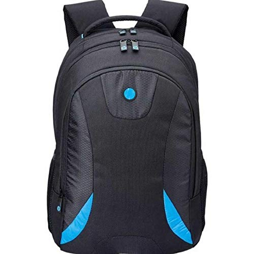 kurainnpvtltd 18 inch Expandable Laptop Backpack (Black) 25 Backpack (Blue)