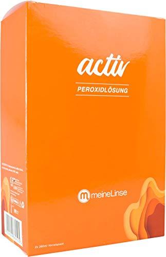 meineLinse (ehemals Oculsoft®) Activ Peroxid 2 x 360ml (1)