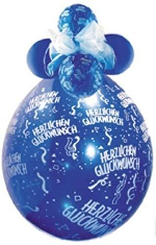 """VERPACKUNGSBALLON*STUFFER 3 x Qualatex 18/"""" Weithalsballons OHNE DRUCK"""