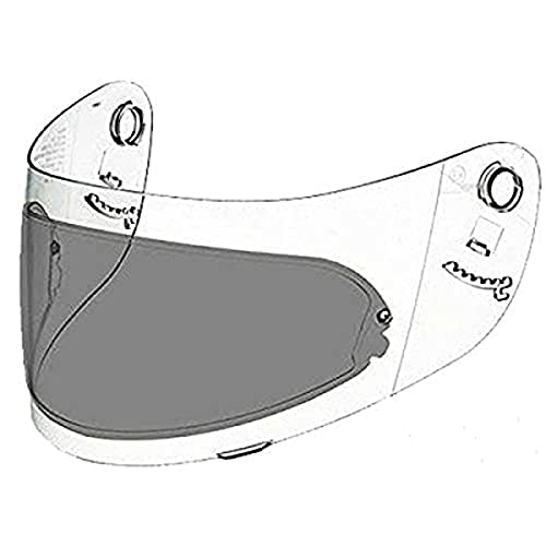 Pinlock Arai SAI Max Vision Helm, Dark smoke, Größe OS