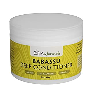 OBIA Naturals Babassu Deep Conditioner, 8 oz. (B00LS3YP8G) | Amazon price tracker / tracking, Amazon price history charts, Amazon price watches, Amazon price drop alerts