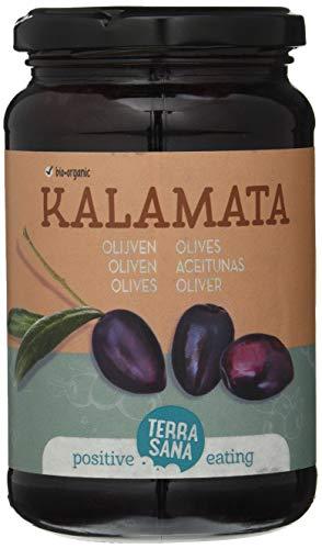 Terrasana Aceitunas Kalamata 345 G 345 G 345 ml