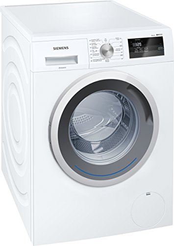 Siemens iQ300 WM14N061FG Independiente Carga frontal 7kg 1390RPM A+++-10% Blanco - Lavadora (Independiente, Carga frontal, Blanco, Izquierda, LED, 180°)