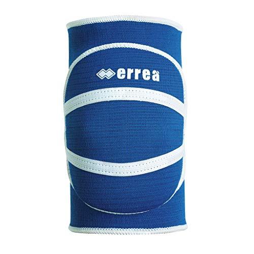 Erreà Atena Knieschoner Limited Edition · Accessoires Schoner Knieschützer Volleyball Athena Knee Pads Set Paar · Unisex Jungen Mädchen Jungs Mädels · Farbe blau, Kinder, Größe XS