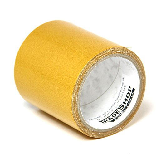 Extra Wide Rug And Mat Anti-slip Double Sided Gripper Tape for Carpet and Wood Floors - 10m Long by Trade Shop Direct