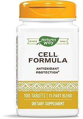 Cell Formula w/ Antioxidants (formerly Antioxidant Formula), 100 Tablets