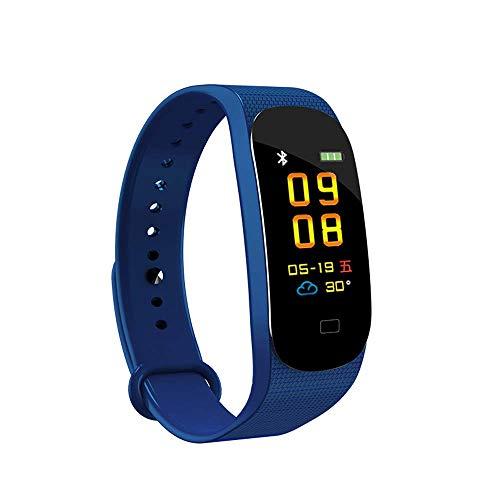 YANGSANJIN Fitness Tracker Sport Activiteit Tracker Horloge, Waterdichte Stappenteller Horloge met Step Tracker voor Kinderen, Vrouwen en Mannen