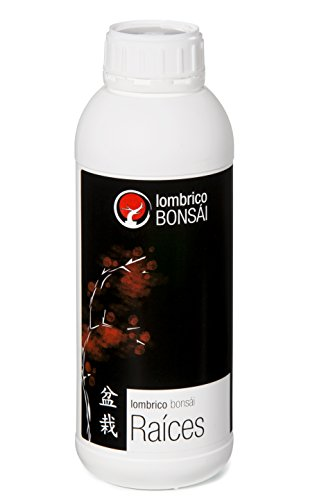 Lombrico Bonsái Raices 1L