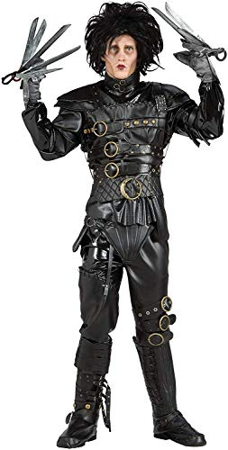 Rubbies - Disfraz de Eduardo Manos tijeras para hombre, talla única (56212STD)