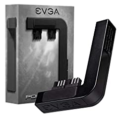Dramatically improved cable management Supports a variety of different PCI-E connections including adjustable spacing Integrated Solid State capacitors give you power filtering Easy Installation 2 year warranty, visit EVGA website for graphics card c...